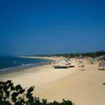 candolim beach in goa