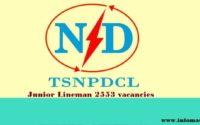 TSNPDCL-Junior-Lineman
