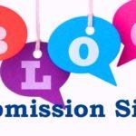 High-PR-Blog-Submission-Sites-List-Free