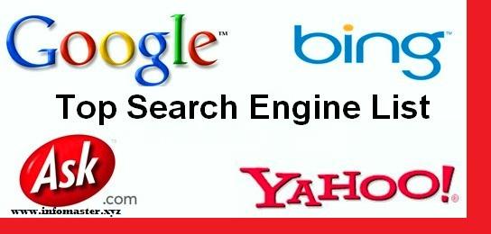 search-engine-list