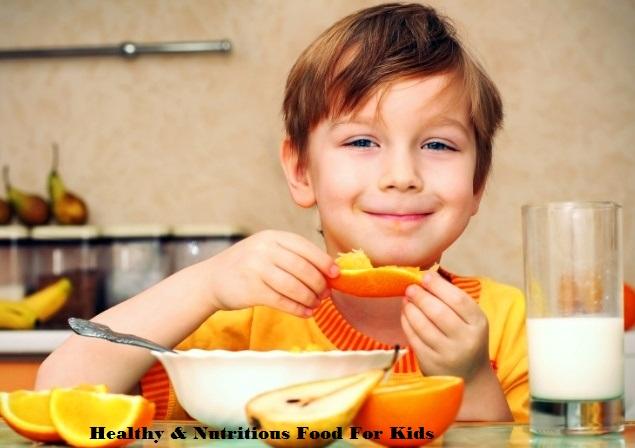 Healthy & nutritious food