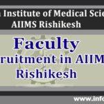 Faculty-Recruitment-in-AIIMS-Rishikesh