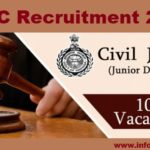 HPSC Recruitment 2018 107 Civil Judge