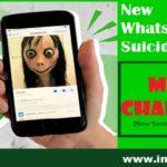 Momo WhatsApp Suicide Game