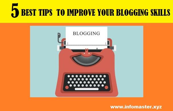 Improve Blogging Skills