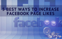 5 Best Ways to Increase your Facebook Page Likes