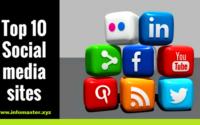 Top-10-Social-media-sites
