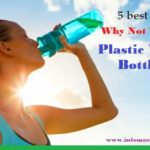 5 best reasons not to use plastic water bottles
