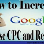 how to increase google adsense cpc