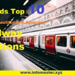 Top 10 most beautiful Railway stations