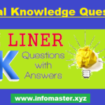 200 Important One liner GK Questions and answers in english