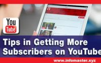 Tips to Get More youtube Subscribers