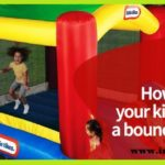 How to keep kids safe in a bounce house