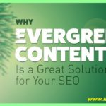 how to make evergreen content for SEO